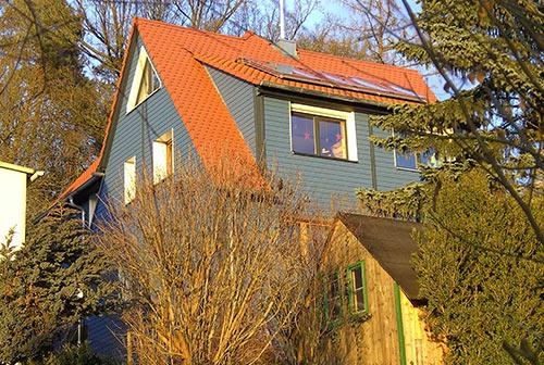 Einfamilienhaus Altbausanierung Ansbach