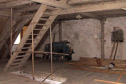 Buckel element | holz, Aurach, Altbausanierung, Holzhaus Ansbach