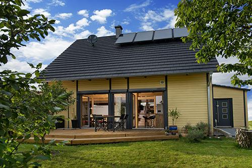 Buckel element | holz, Aurach, Holzhausbau, Holzhaus Ansbach, Holzhaus Aurach