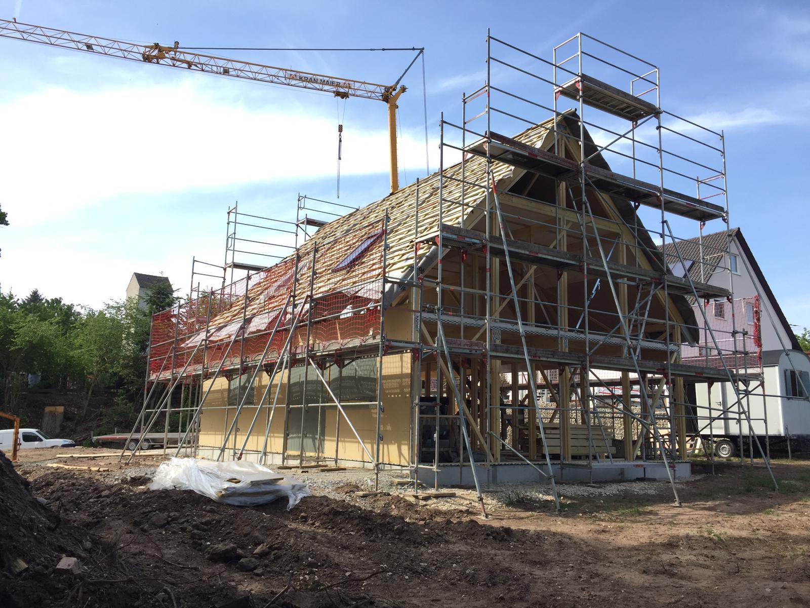 Projekt Holzhaus: Einfamilienhaus Buchschwabach